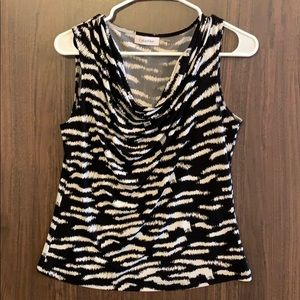 Calvin Klein sleeveless top